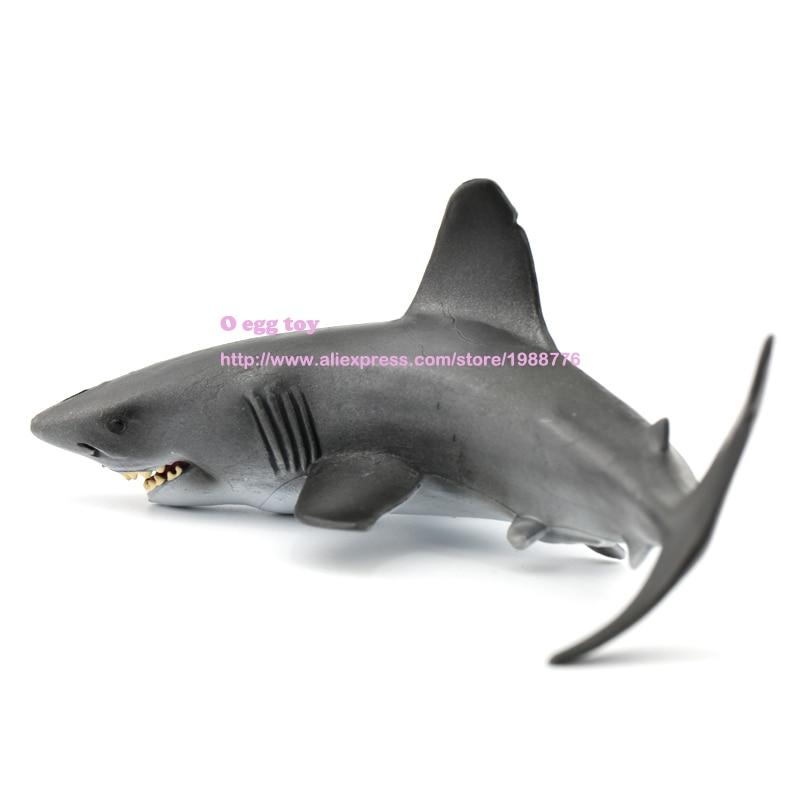 2 0cmShark Jaws whale font b figures b font Mosasaurus Leopard Smilodon Classic Toy Ferocious Beast