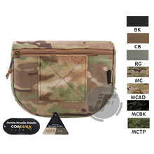Emerson Tactical Dump Drop Pouch EmerosnGear Fanny Pack Tool Organizer Bag Voorvak voor JPC, AVS, CPC Tactische Vest(China)