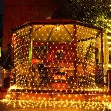Сказочный светодиодный садовый ландшафтный светильник, светодиодный светильник, 220 В, уличный водонепроницаемый, для рождественской елки, вечерние, праздничные, свадебные украшения