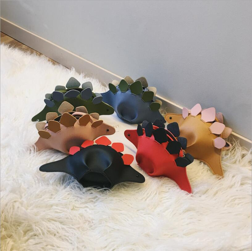 FleißIg Kreative Chameleon Cartoon Handtaschen Klappe 3d Lustige Dinosaurier Tier Umhängetasche Getäfelten Schulter Umhängetaschen Für Mädchen Kinder QualitäT Zuerst Kinder- & Babytaschen