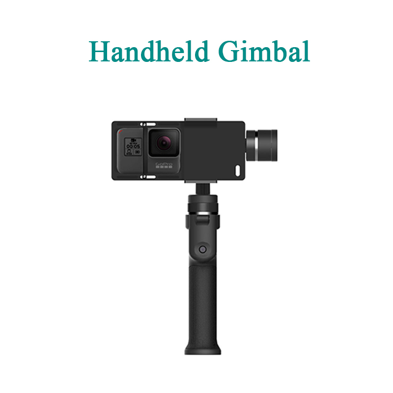 EYEMIND Intelligent 3 Axis Stabilizer Smartphone Handheld Gimbal for Phone Action Camera Bluetooth Selfie Stick Estabilizador