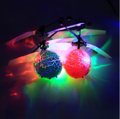 mini drone RC Helicopter Aircraft Flying Ball flying toys Drone 1