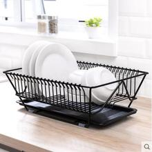 Kitchen utensils drain rack fruit and vegetables storage basket dishes shelving hanging bowls dripping