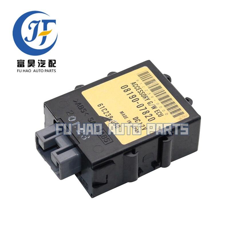 Véritable OEM accessoire G/W ECU Module de commande pour Toyota Avalon 08190-07820 61C239-000 - 4