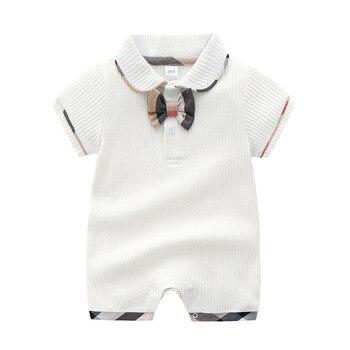 a3b630be41c 2019 летняя одежда для малышей