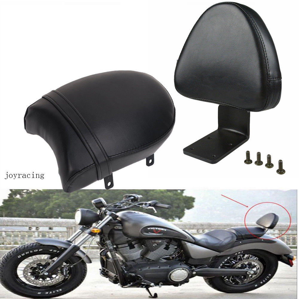 Motorcycle Black Detachable Backrest Sissy Bar Rear Passenger Seat For Victory Kingpin Boardwalk High ball Gunner 300mm flexible shaft bits extention screwdriver drill bit holder connecting link for electronic drill 1 4 hex shank hex socket