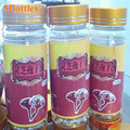 5Bottles Reishi Spore Oil Softgel 350mg x 500pcs Triterpene>30% free shipping