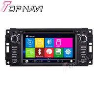 Topnavi 6.2 Car DVD GPS For Jeep Commander/ Wrangler Car Radio Multimedia Audio Stereo In Dash,Wince System