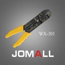 Купить с кэшбэком WX-301 crimping tool crimping plier 2 multi tool tools hands Multi-functional crimping stripping plier