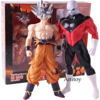 Dragon Ball Z Son Gokou Son Goku Ultra Instinct / Jiren Action Figure PVC Collectible Model Toy