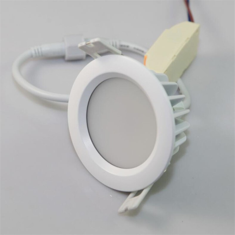 4pcs lot New Arrival 15W Waterproof IP65 Dimmable LED Downlight COB 15W Dimming LED Spot