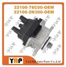 Verwendet Distributor FÜR FITNISSAN SUNNY SENTRA B14 GA13DE GA14DE GA16DE 1.3L 1.4L 1.6L L4 22100-78C00 22100-2N300 1994-1999
