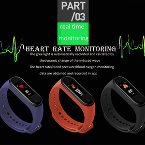 Color Touch Screen Smart Band