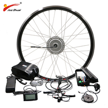 BAFANG 36V 48V Electric Bike Kit 26inch 700C Front Motor Wheel 250W 350W 500W BMP Hub Motor 36V 48V 10AH Battery E-bike Kit kunray electric bicycle conversion kit 250w 36v 48v brushless gear hub motor for road mtb bike front wheel ebike set with lcd5