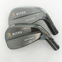Wholesale New Golf head MiURA Limited Forging Golf Irons 4-9.P Golf Clubs head No irons shaft Cooyute Free shipping