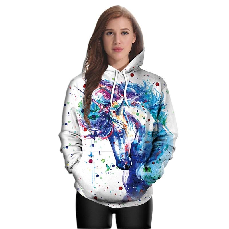 2018 Új Unisex pulóverek Női pulóverek Pulóverek Színmintás - Jelmezek