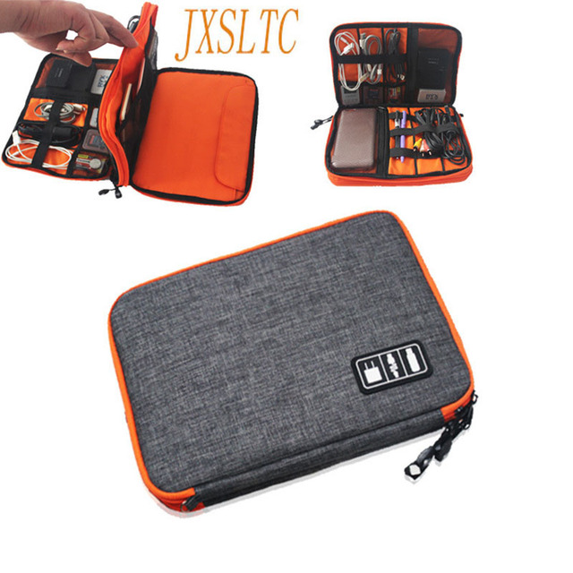 New Data Cable Travel Bag