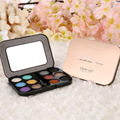 12 Colors Eye Shadow Waterproof Anti Sweat Easy To Wear Natural Make Up Maquiagem Eyeshadow Naked Palette Paleta de Sombra