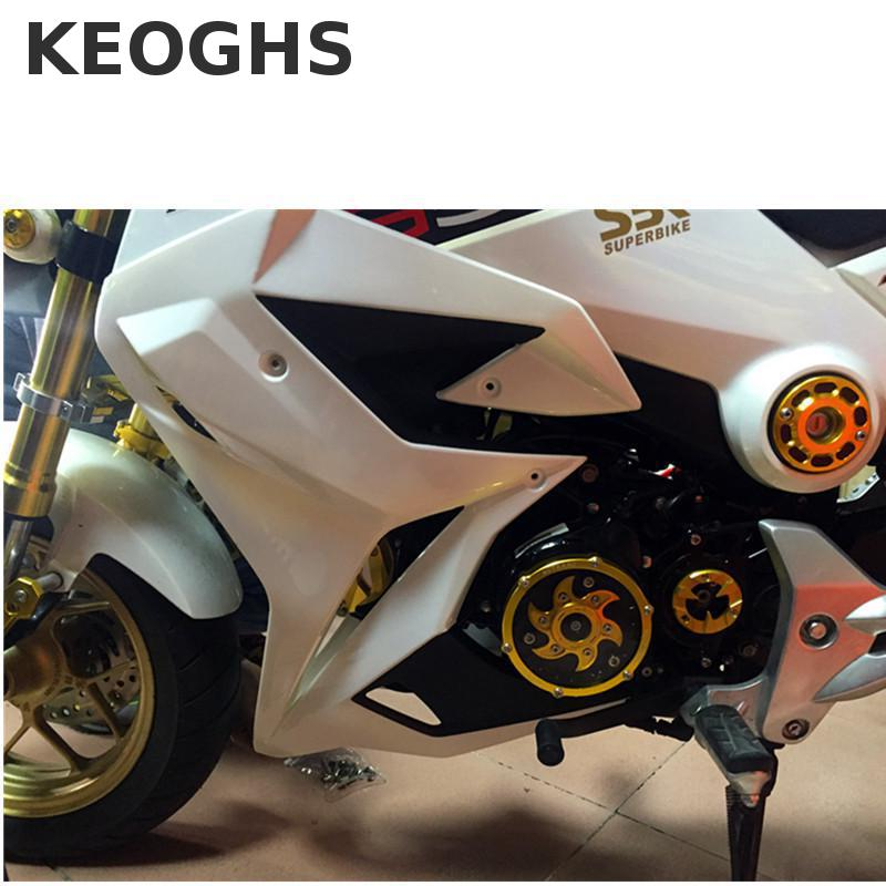KEOGHS Diversion Guide Plate Cover For Motorcycle Honda Msx125