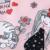 Meninas Traje para As Crianças Vestidos de Festa com Caráter Impresso 2017 Estilo Lolita Vestido de Princesa Das Meninas do Aniversário Roupas 2-10Years