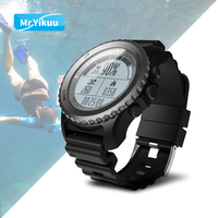 S968 Smart Watch Swimming sport Band Fitness Tracke Bracelet Clock Running Passometer GPS Compass IP68 For iPhonne 6 7 8 Xiaomi