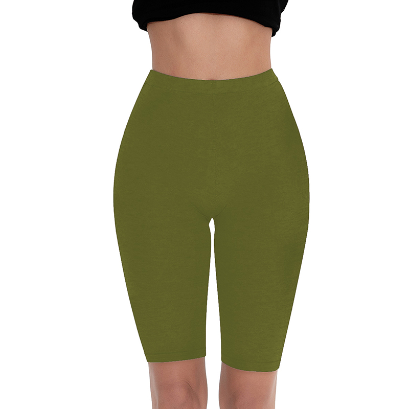 HTB1yb3dXRWD3KVjSZFsq6AqkpXav - 95% cotton 5% spandex women slimming running shorts skinny very soft highly stretchy girl short M30292