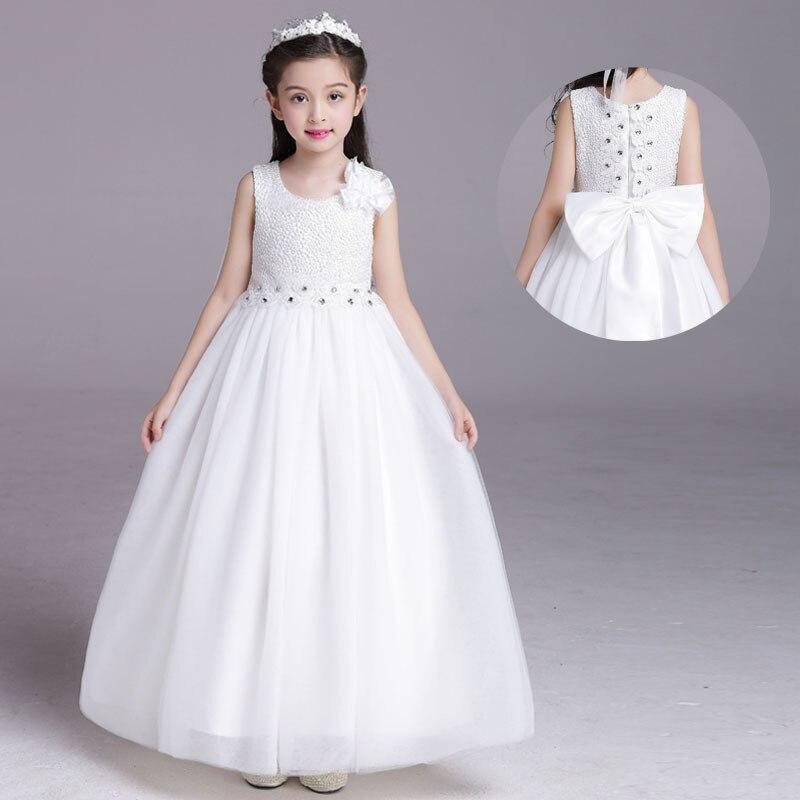 Платье невесты для ребенка