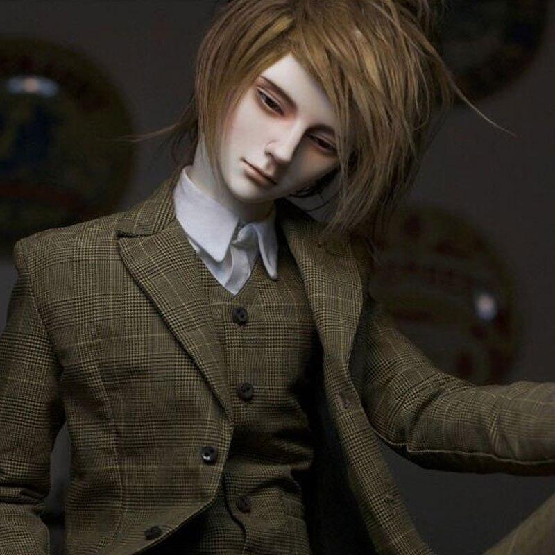 Dollshe craft DS 18M classic rosen bjd sd doll 1/3 body model boys oueneifs High Quality resin toys free eye beads shop цена