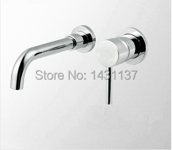 high quality brass single lever chrome bathroom in-wall sink faucet basin mixer bathroom sink faucet bagnolux factory direct high quality bathroom sink basin mixer tap wels bathroom spout faucet with single lever in chrome black