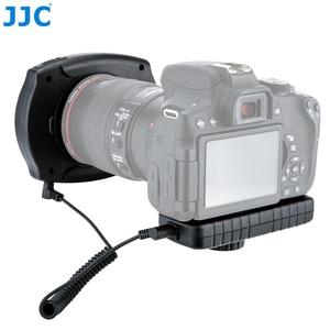 Image 5 - JJC LED Flash Macro Ring  Light Speedlite for DSLR Macro Lens Includes Adapter Ring 49mm 52mm 55mm 58mm 62mm 67mm Step Ring