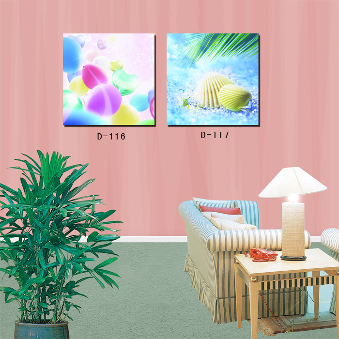 Contemporary Living Room Framed Art Gift - Living Room Designs ...