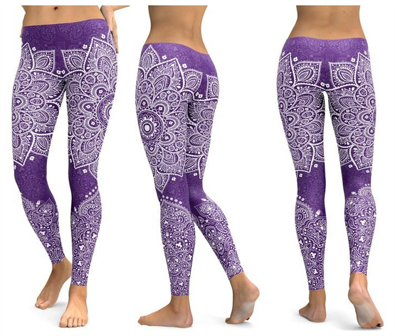 Yoga pants Women's leggings(23)