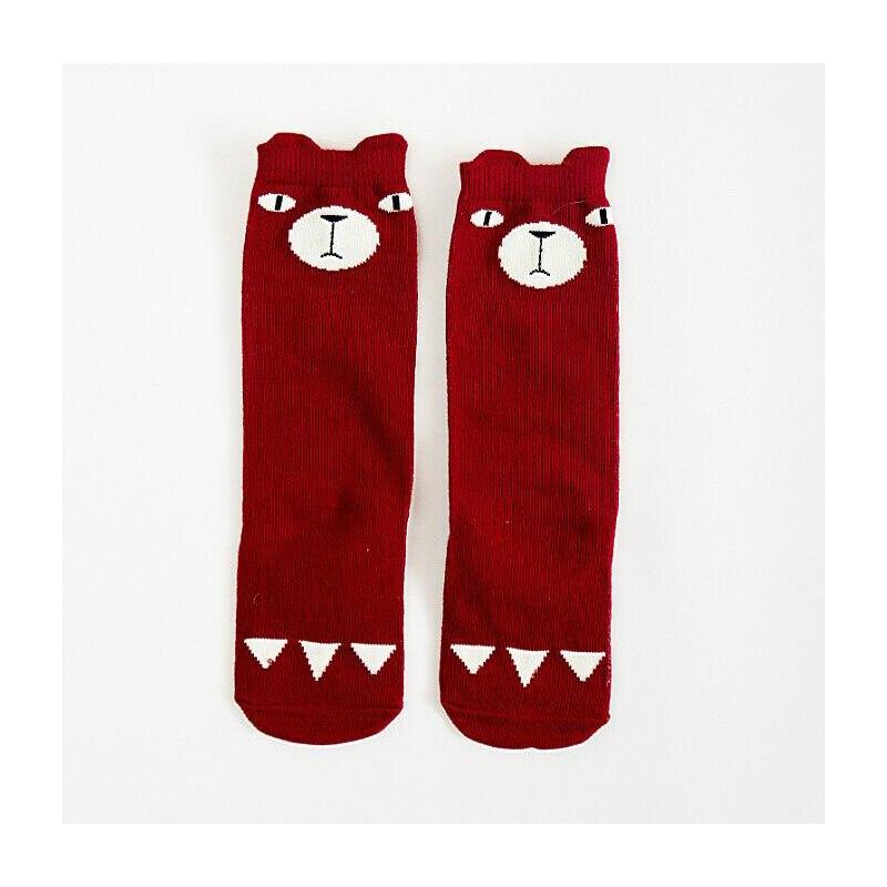 2017-Cartoon-Cute-Children-Socks-Bear-Animal-Baby-Kids-Cotton-Socks-Knee-High-Long-LegWarmers-Cute-Socks-Boy-Girl-socks-1-6-Y-5