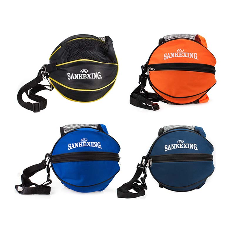 Outdoor Sports Shoulder Football Ball Bags Nylon Training Equipment Accessories Children Football Kits Volleyball Basketball Bag