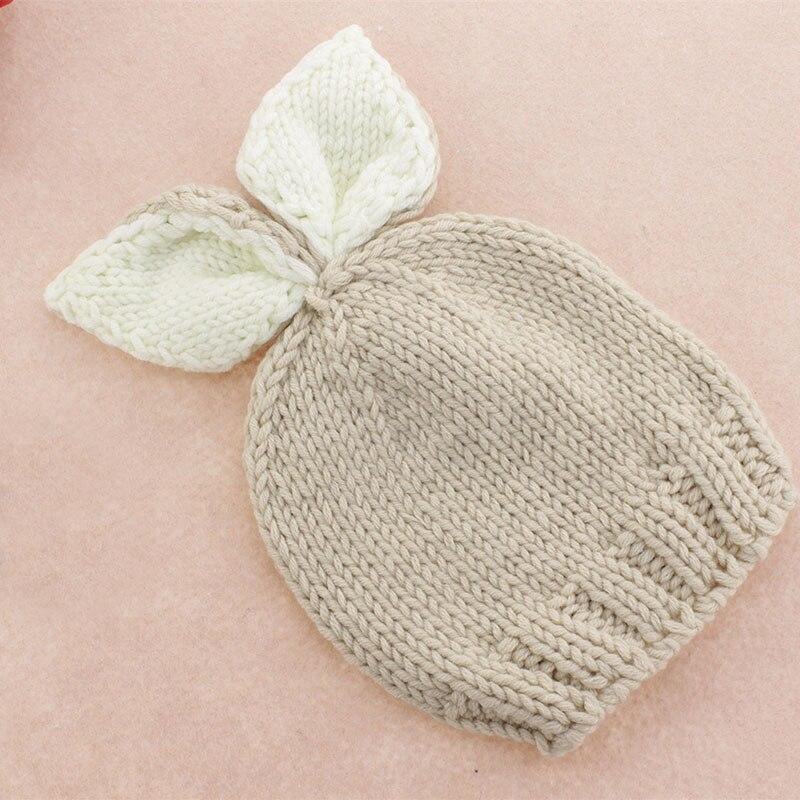 Newborn Photography Props traje de conejo Bunny ganchillo ropa A105 ...