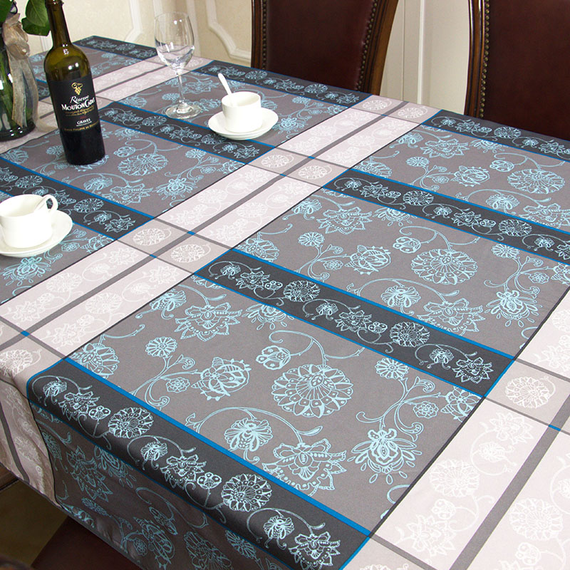2017 spring summer waterproof tablecloth pastoral style - Manteles para mesa ...