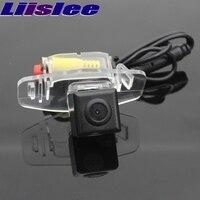 LiisLee Car Rear View Backup Reverse Parking Camera Night Vision waterproof For Honda Accord North America 2008~2010