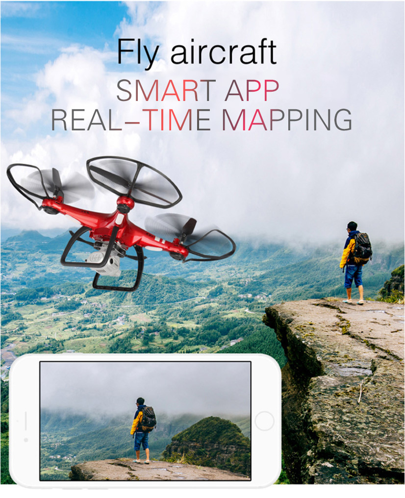 18 XY4 Newest RC Drone Quadcopter With 1080P Wifi FPV Camera RC Helicopter min Flying Time Professional Dron 20