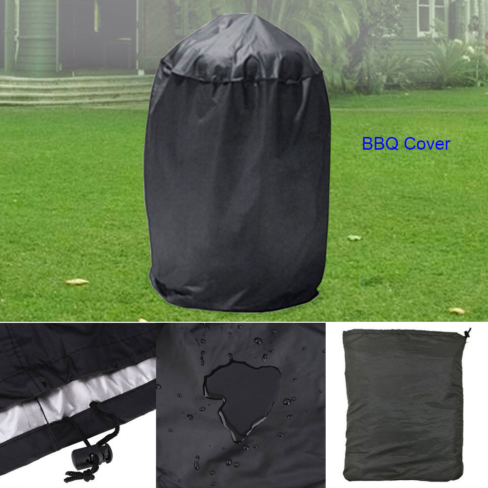 Outdoor BBQ Cover Gas Barbecue Grill Protection Waterproof Covers Hood @LS