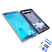 100 ORIGINAL High Quality Middle LCD Front Frame Bezel Housing Cover Repair Part For Nokia Lumia