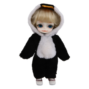 Image 5 - Free Shipping Withdoll Pooky Penguin BJD SD Dolls Yosd 1/8 Body Model Baby For Gift including clothes for fullset  OUENEIFS