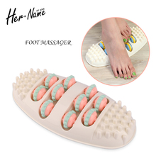 Massager Roller Stress Relief Health Therapy Relax Massage Tools For Foot Care Fat Burning For Loss Weight Feet Care Help Sleep