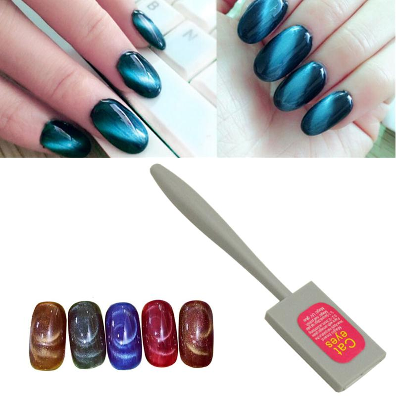 Magic Magnet Stick For Cat Eye Effect Magnetic Nail Art Tips Gel Uv Polish Tool Manicure In Equipment From Beauty Health On Aliexpress