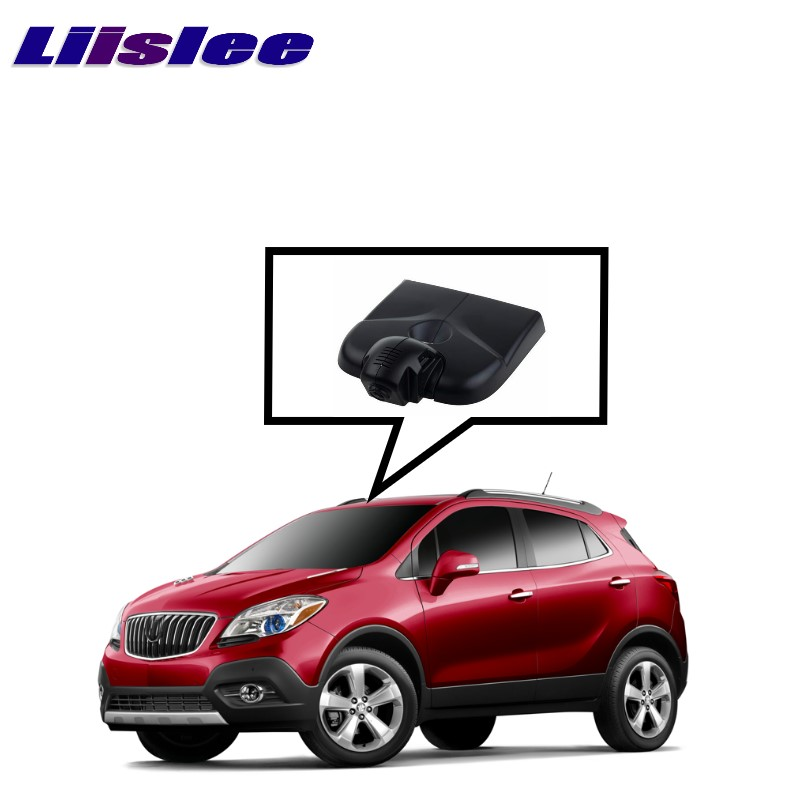 LiisLee Car Black Box WiFi DVR Dash Camera Driving Video Recorder For BUICK Encore For Opel For Vauxhall Mokka 2013~2017 novovisu car black box wifi dvr dash camera driving video recorder for buick encore for opel for vauxhall mokka 2013 2017