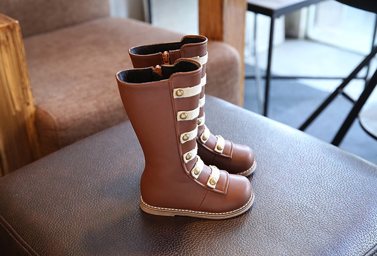 Hot-Sell-Children-Shoes-PU-Leather-Waterproof-Kids-Snow-Boots-Brand-Girls-Boys-Rubber-Boots-Fashion-Winter-Sneakers-Baby-Boots-2