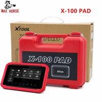 Original XTOOL X100 PAD Diagnostic Tool X 100 X 100 Auto Key Programmer Odometer Adjustment Same As X300 Plus Pro Update Online