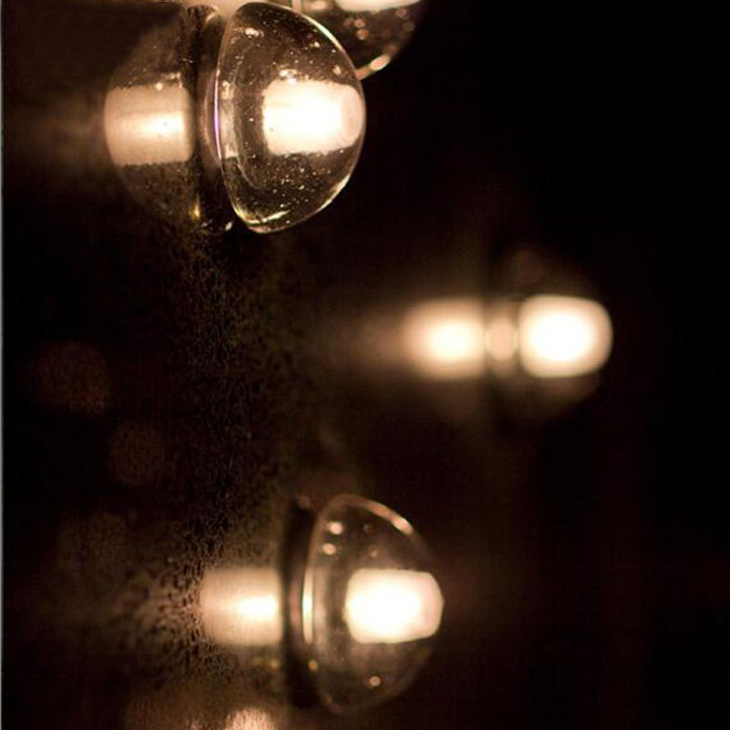 ФОТО European crystal LED energy-saving simplicity creative wall lamp bars and clubs aisle lights entrance hallway lights Art Light