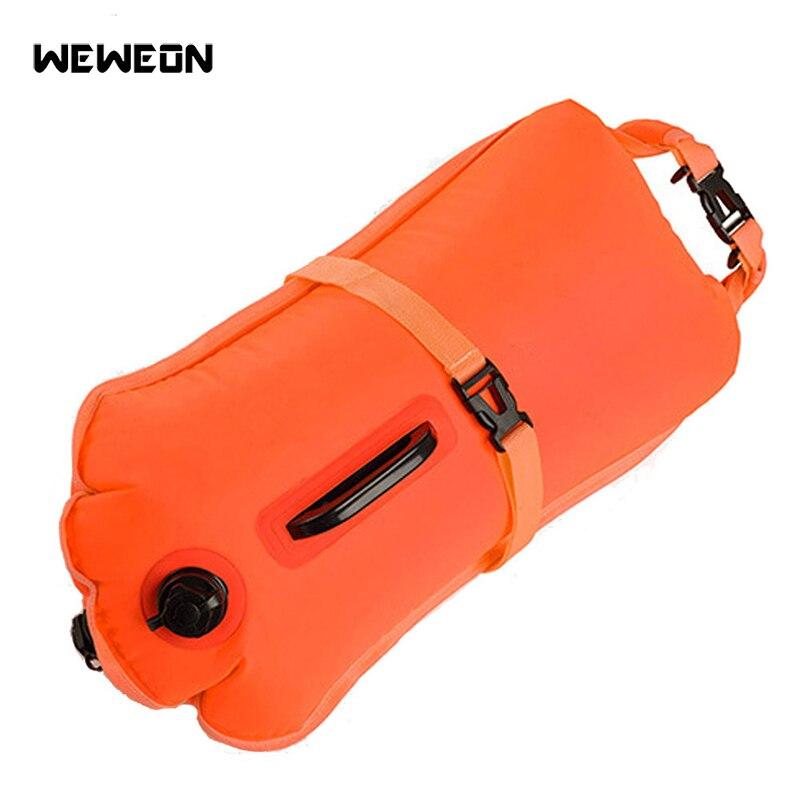Sac de plongée 30L sacs secs imperméables avec compartiment à Air rangement pour Trekking sac à dos de natation en plein Air Kit de Rafting