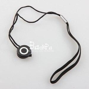 Image 1 - 20 pz Anti Perso rope Copertura holder keeper per 60d 70d 600d d3100 Fotocamera copriobiettivo 43 46 49 52 55 58 62 67 72 77 82mm