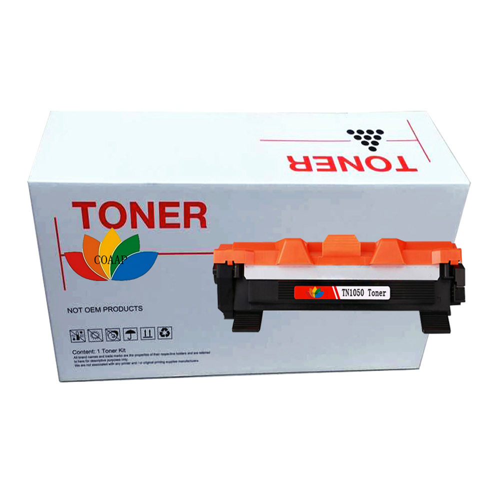 Compatible TN 1050 Toner Cartridge for Brother MFC1810 MFC1910W DCP1510 DCP1512 DCP1610W DCP1612W HL1110 HL1112 HL1210W HL1212W цена